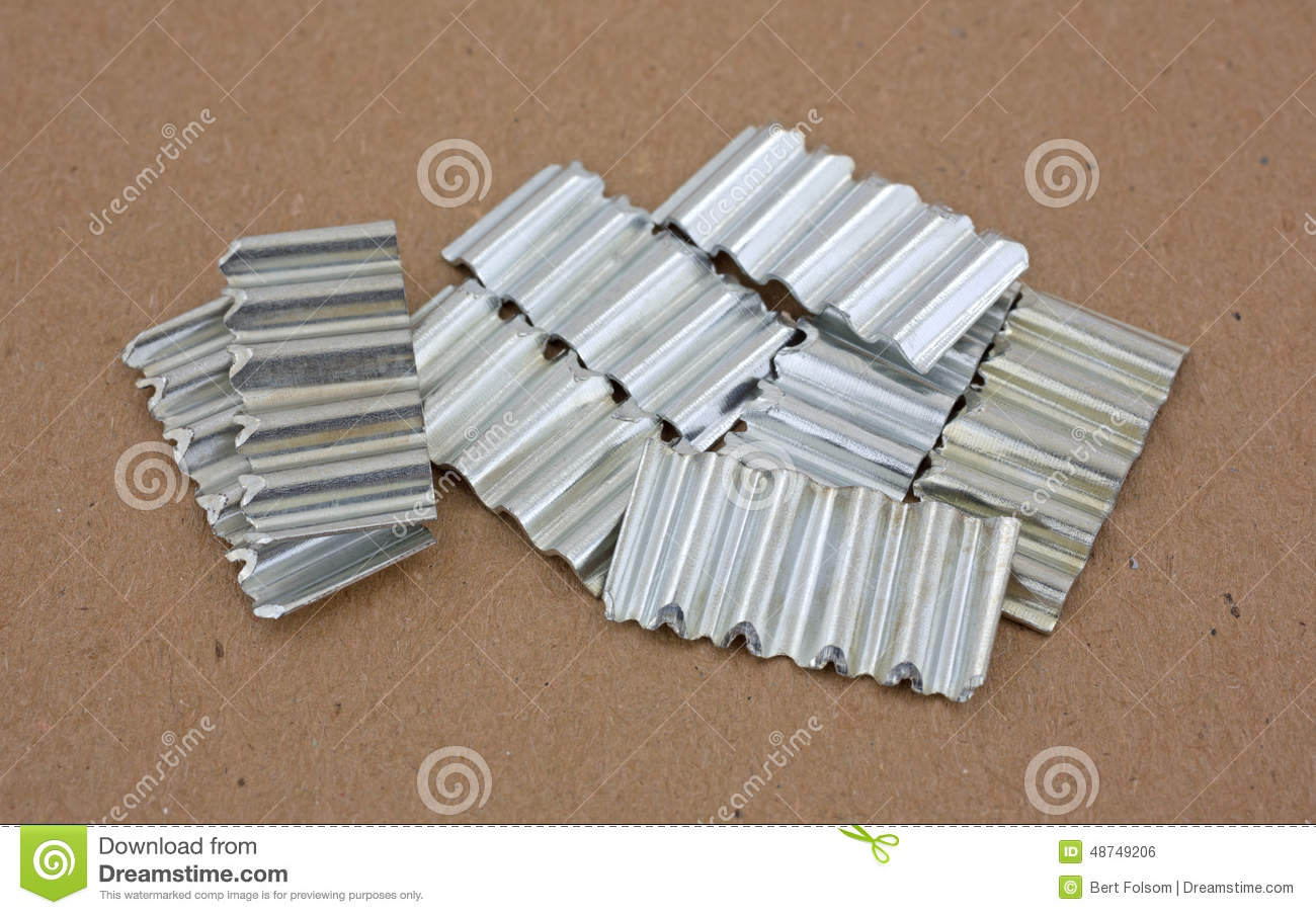 corrugated joint fasteners