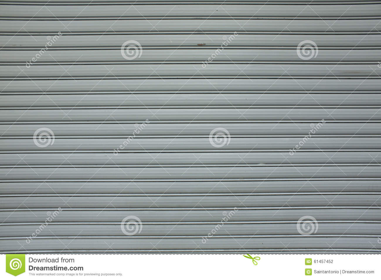 Corrugated Metal Door Painted Surface Texture Background. Grunge Textures  Backgrounds. Old Cracked Wall Background