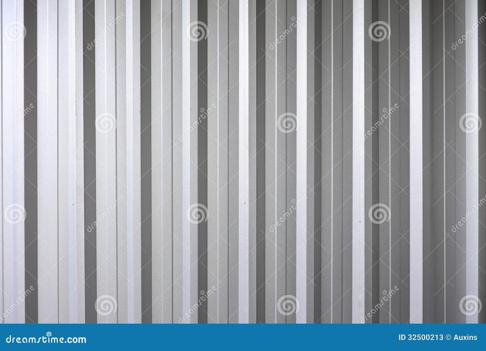 Corrugated Metal Texture Surface Stock Photos Image
