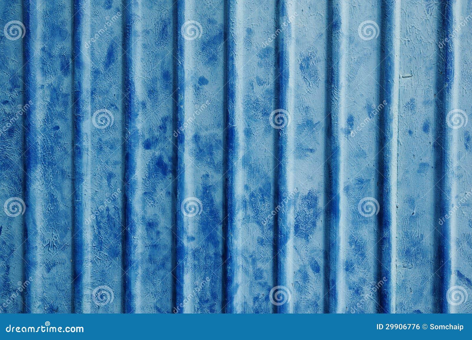 Corrugated Steel Sheet Royalty Free Stock Image Image