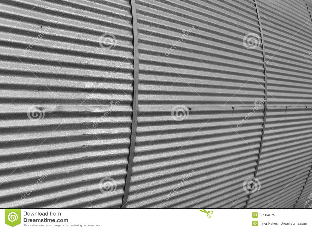 Corrugated Texture Royalty Free Stock Photo Image 36204875