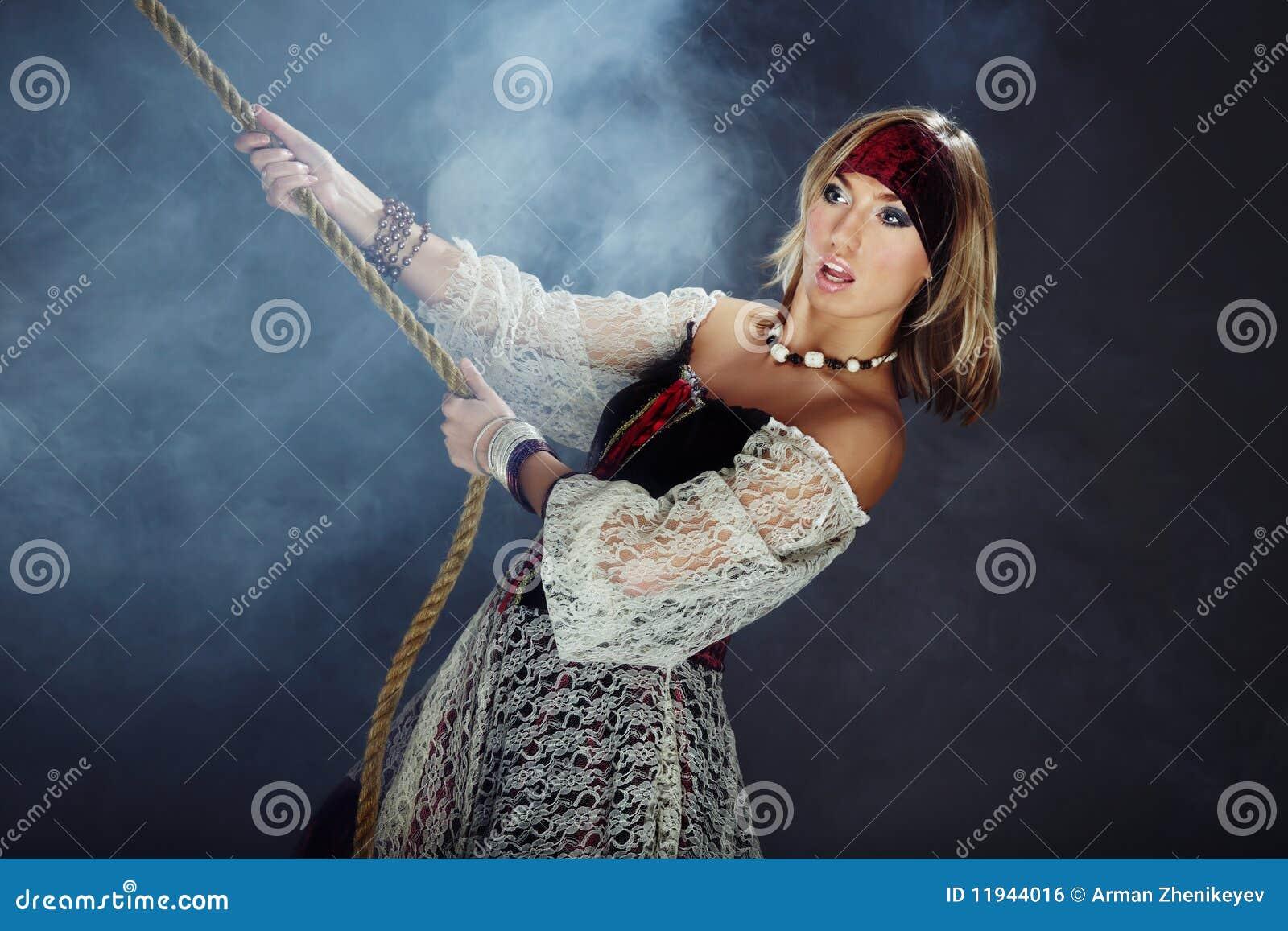 Corsair kobieta