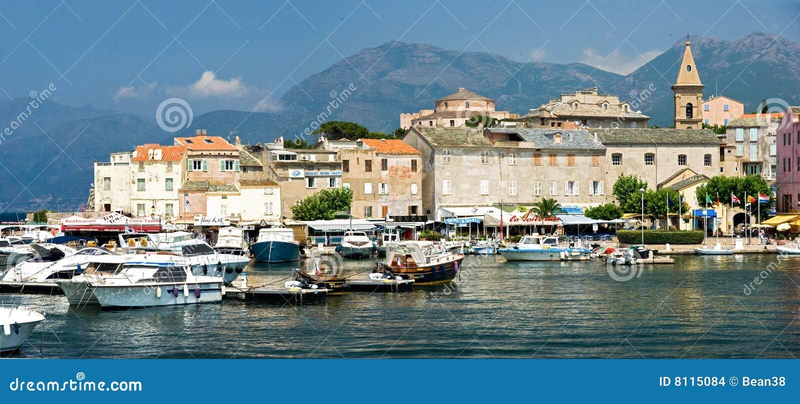 Corsica village (France)