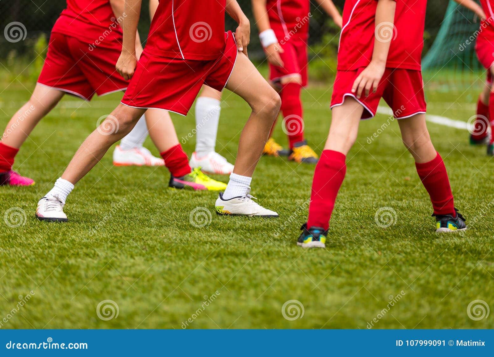 Immagini Di Calcio Per Bambini : Corso di formazione di calcio per i bambini giovani giocatori di