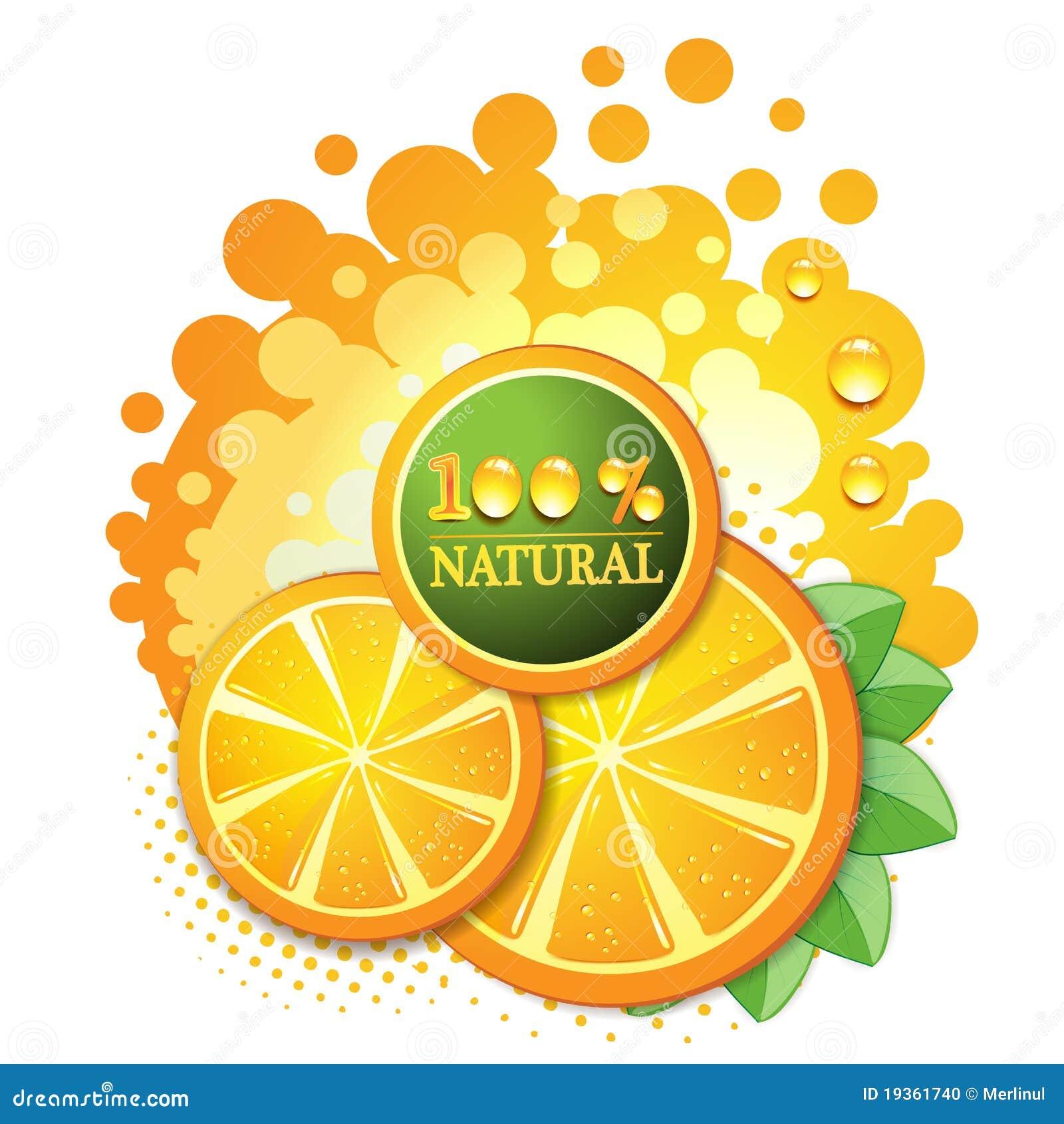 Corta a laranja
