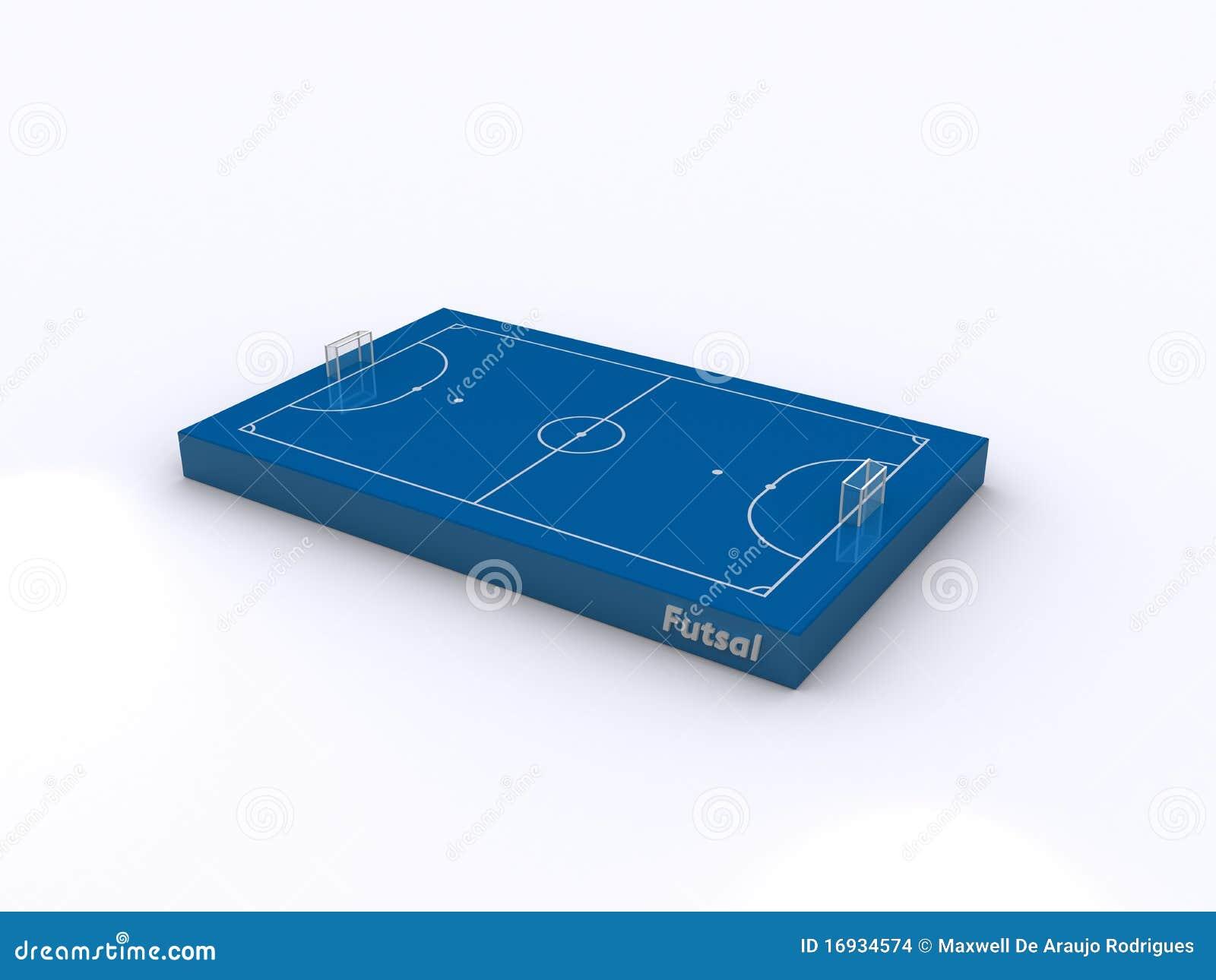 Corte de Futsal