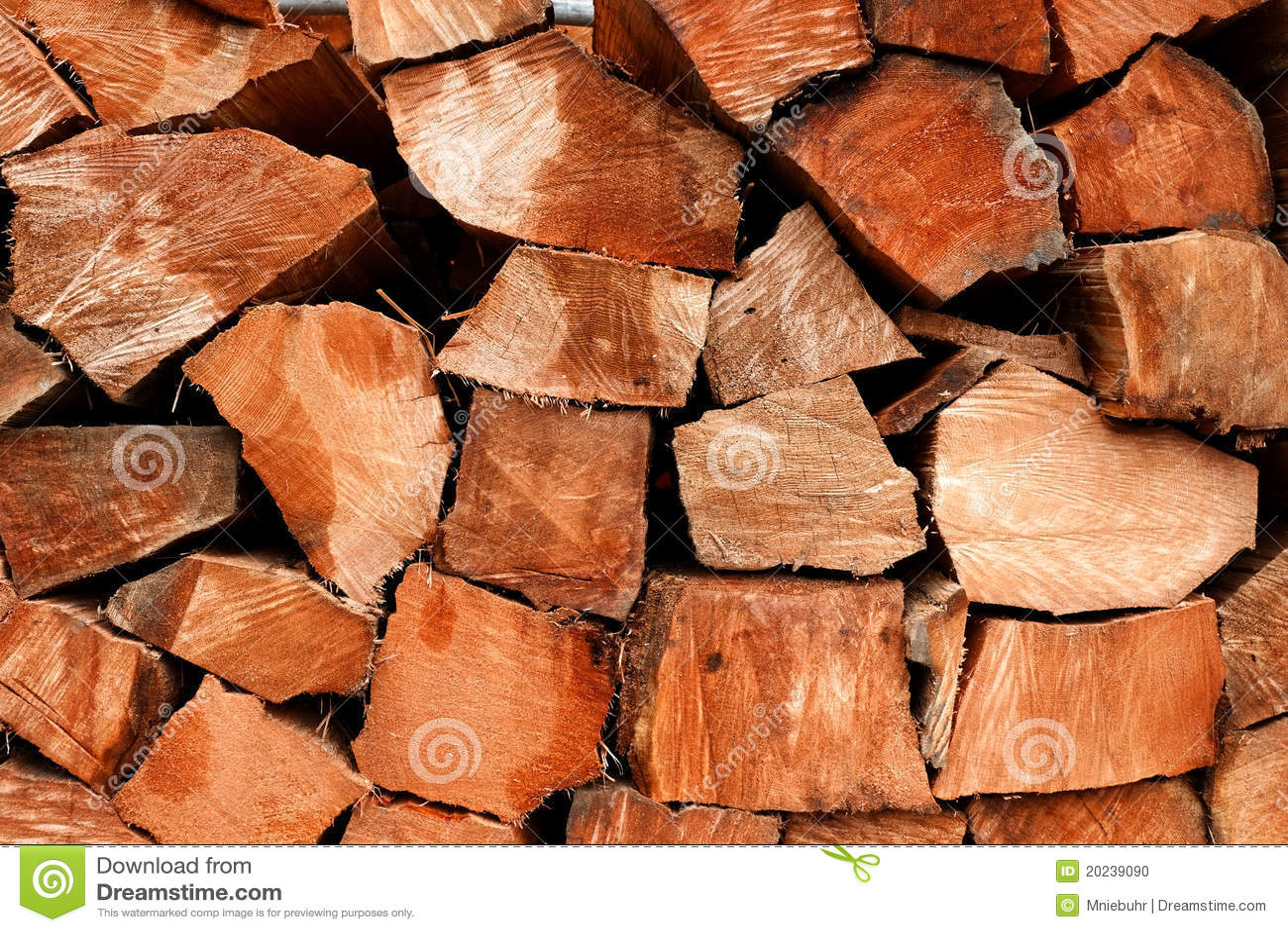 La franja de la yarda de madera