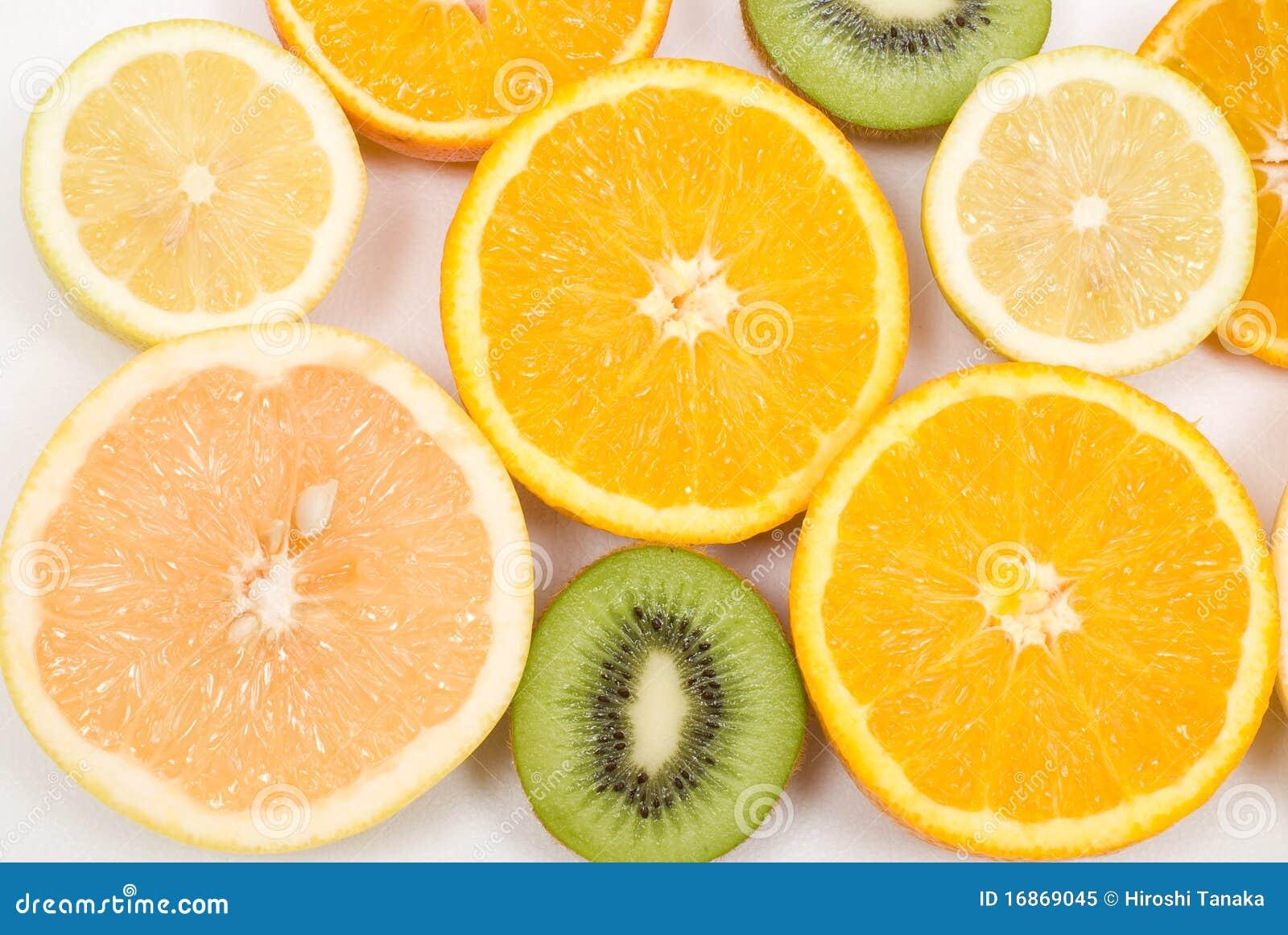 Corte frutas
