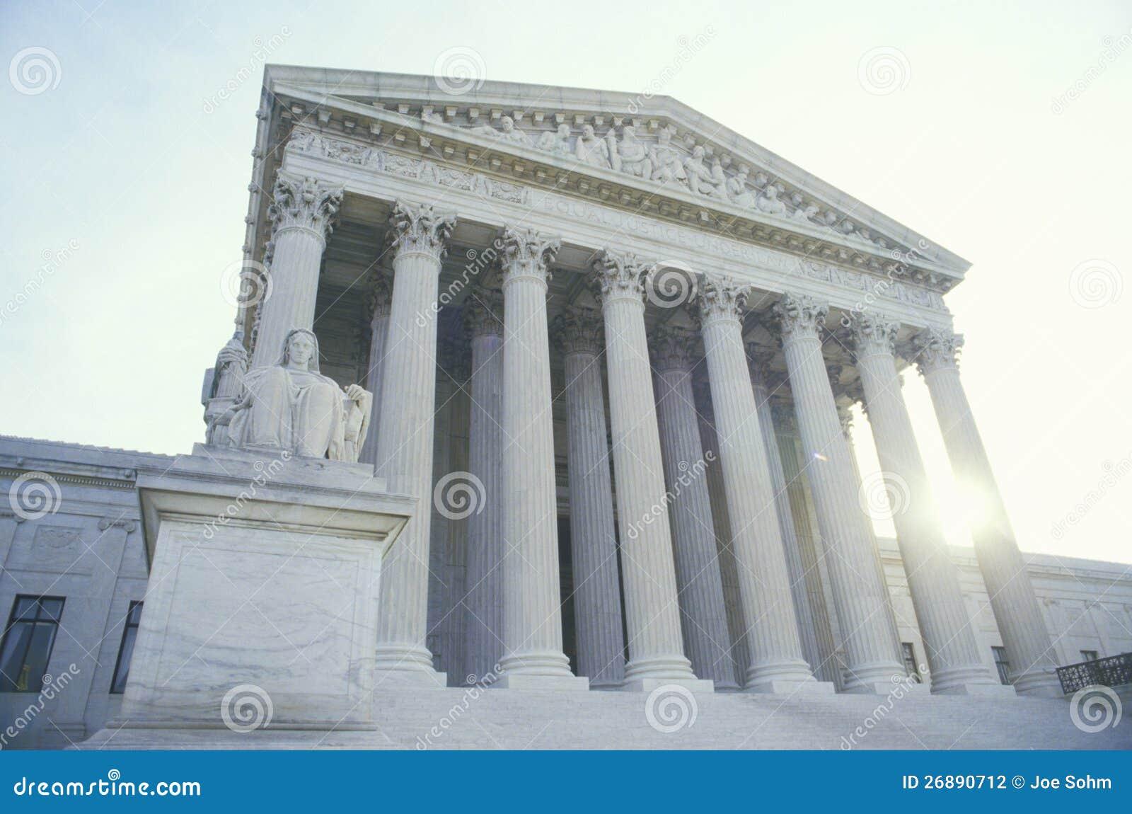 A corte suprema de Estados Unidos