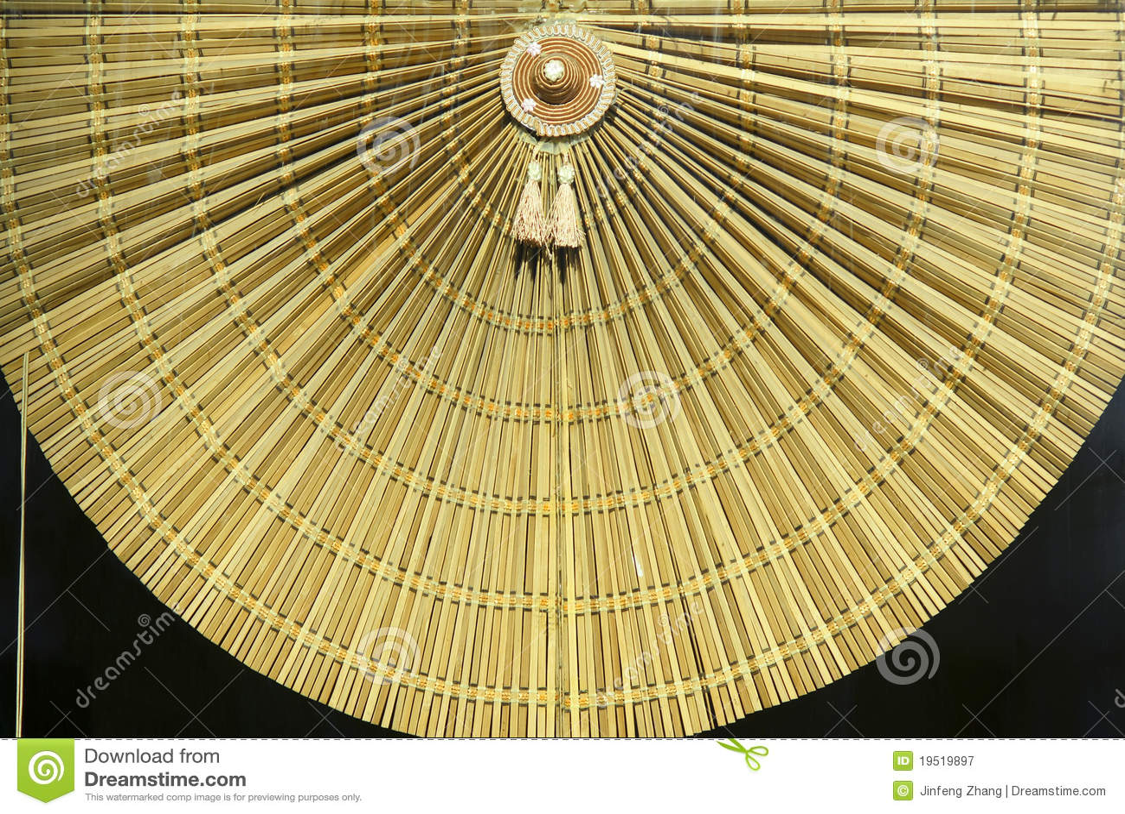 Cortina de bambu fotografia de stock royalty free imagem - Cortina de bambu ...