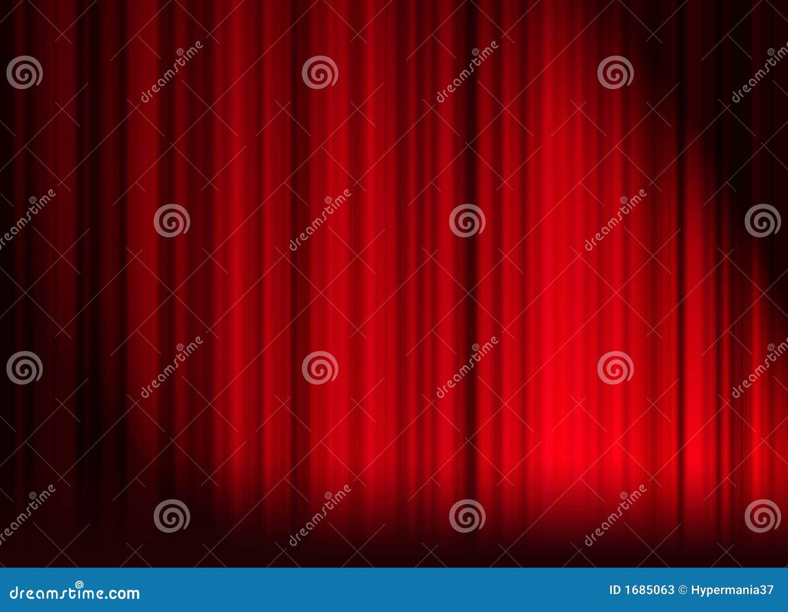 Cortina do teatro