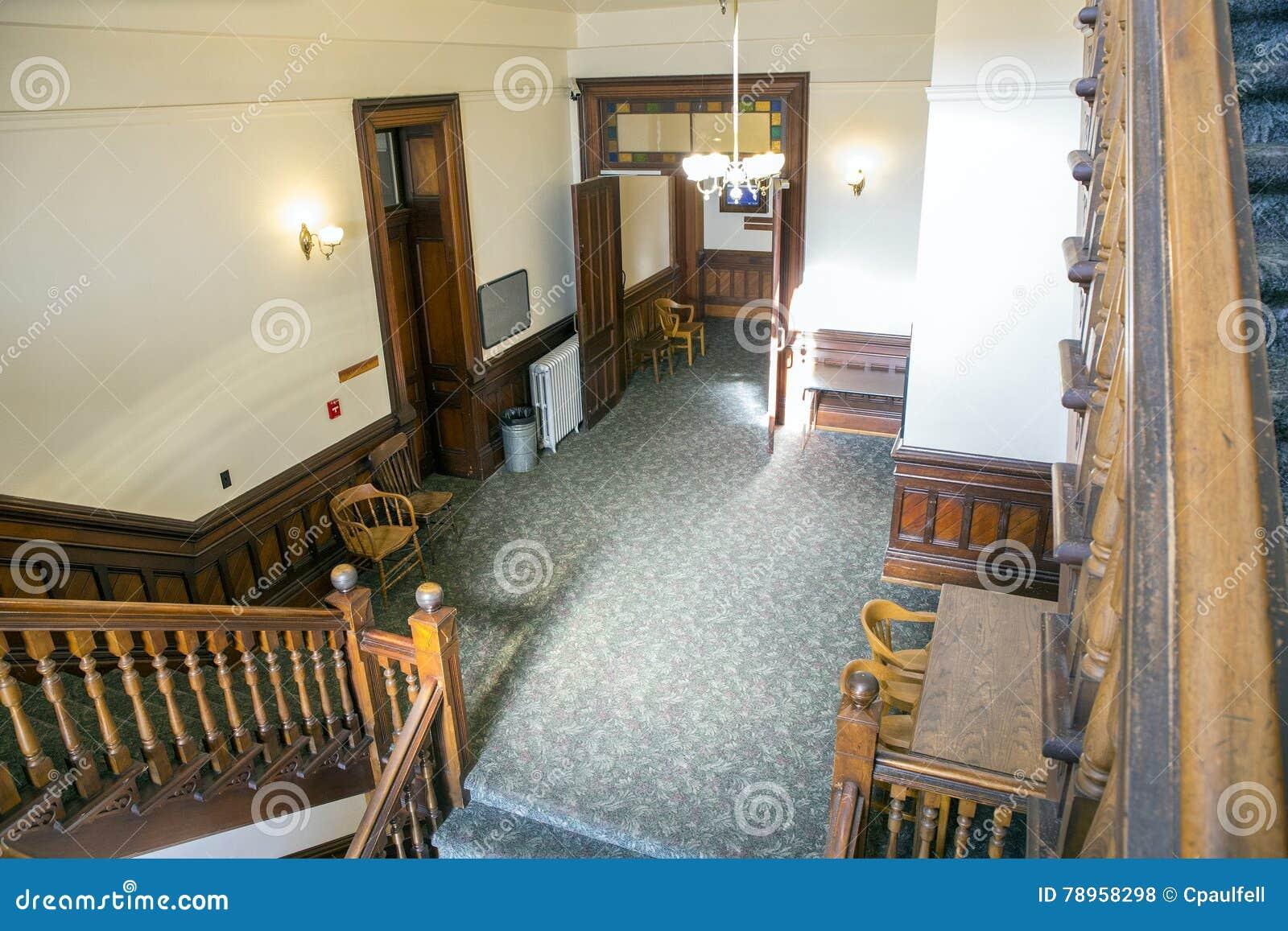 Corvallis Courthouse editorial stock photo  Image of oregon