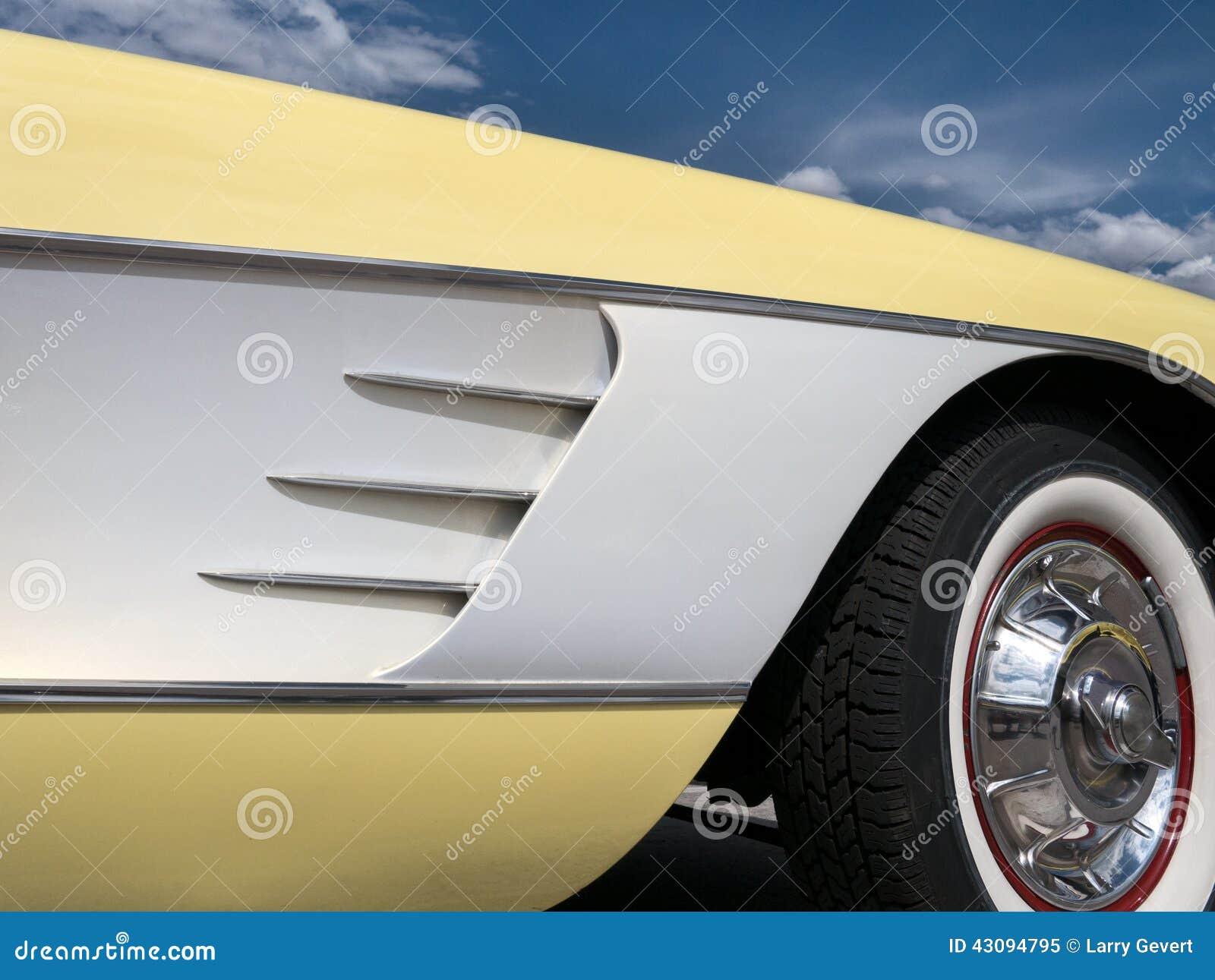 Corvette details