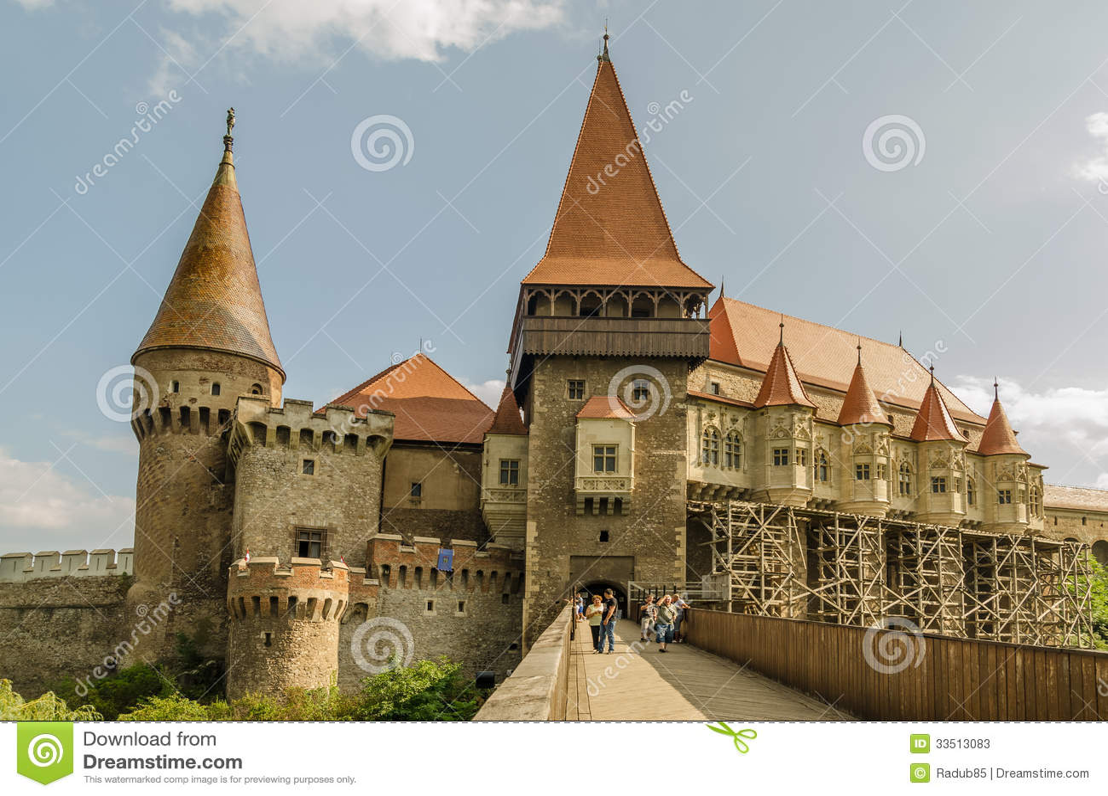 corvin城堡宫殿