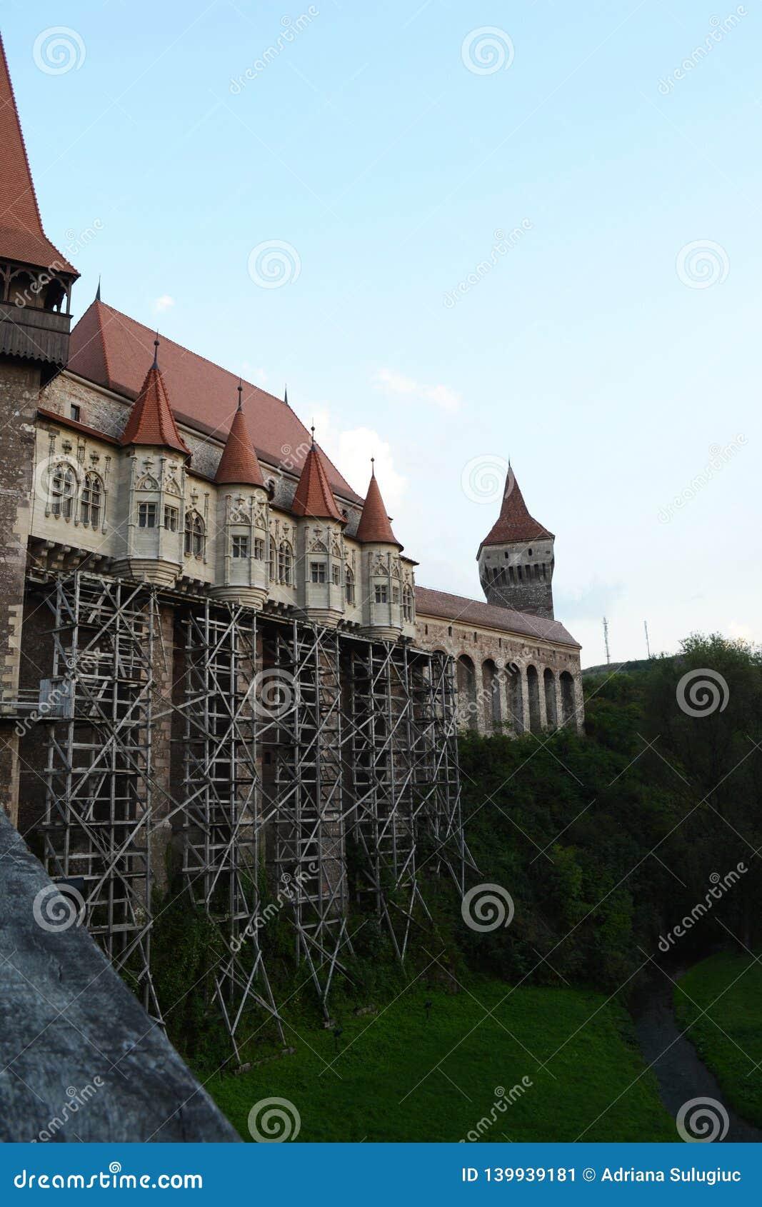 Corvin-Schloss
