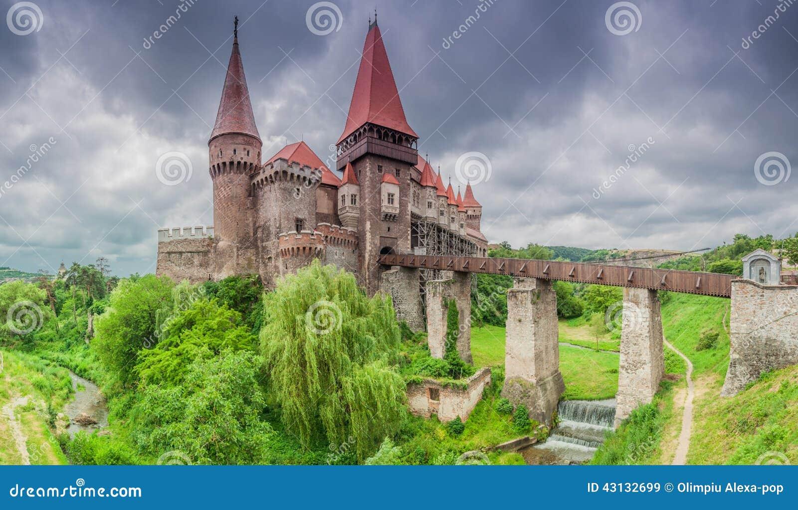Corvins Castle, Ρουμανία