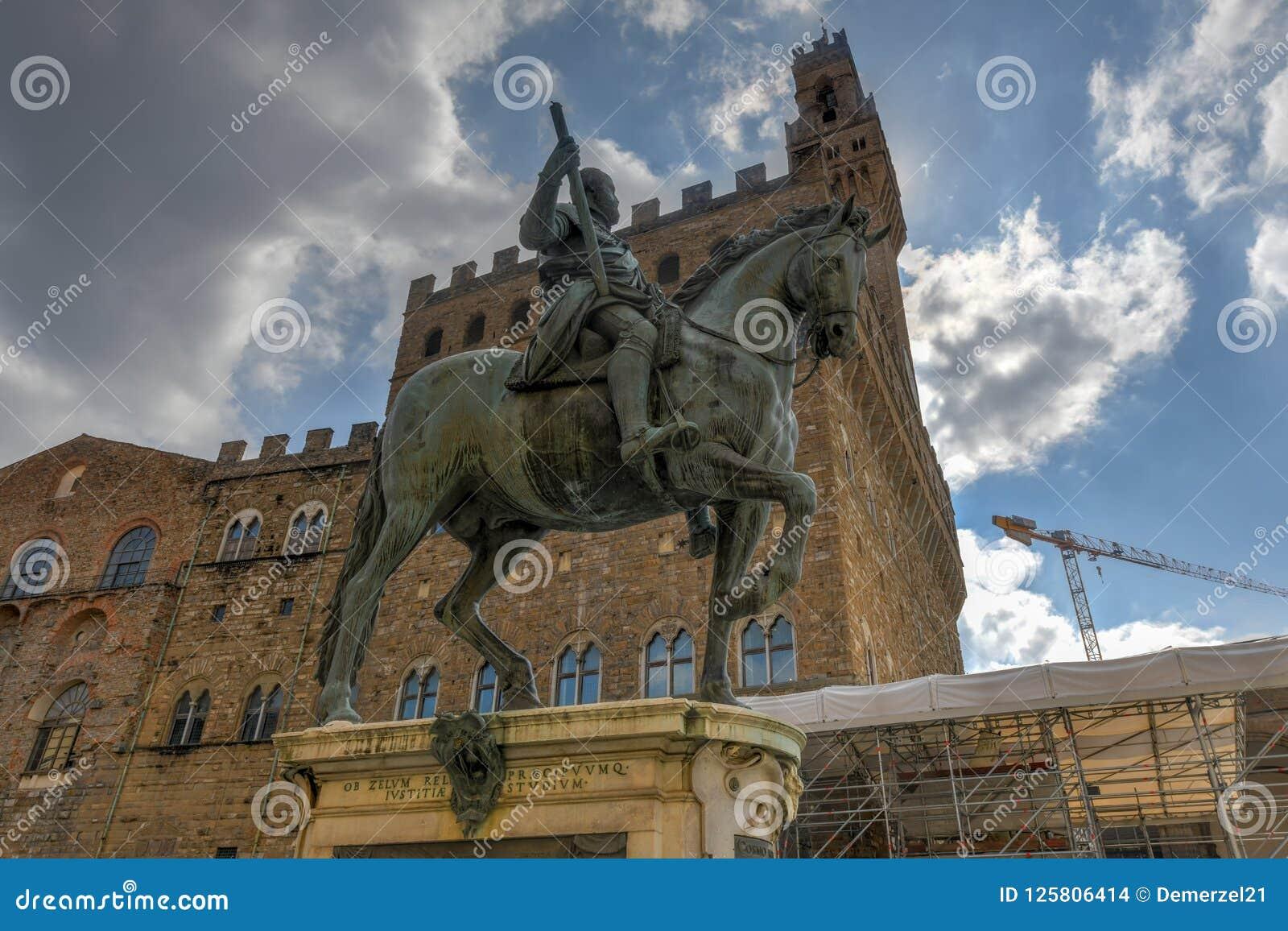 Cosimo我de ` Medici -佛罗伦萨,意大利
