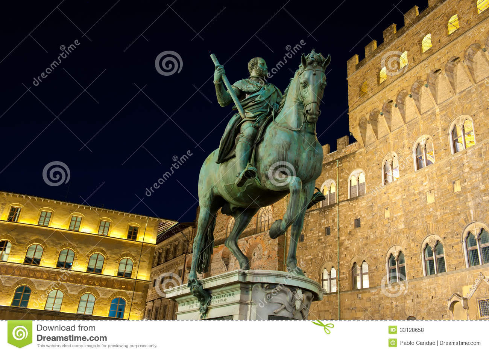 Cosimo I de Medici, Firenze.