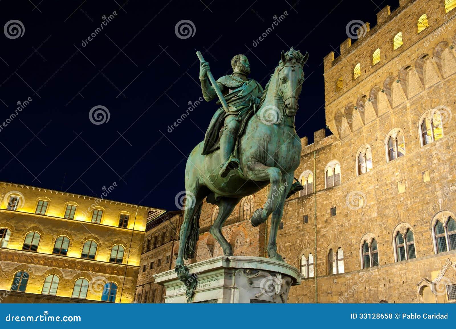 Cosimo Jag de Medici, Florence.