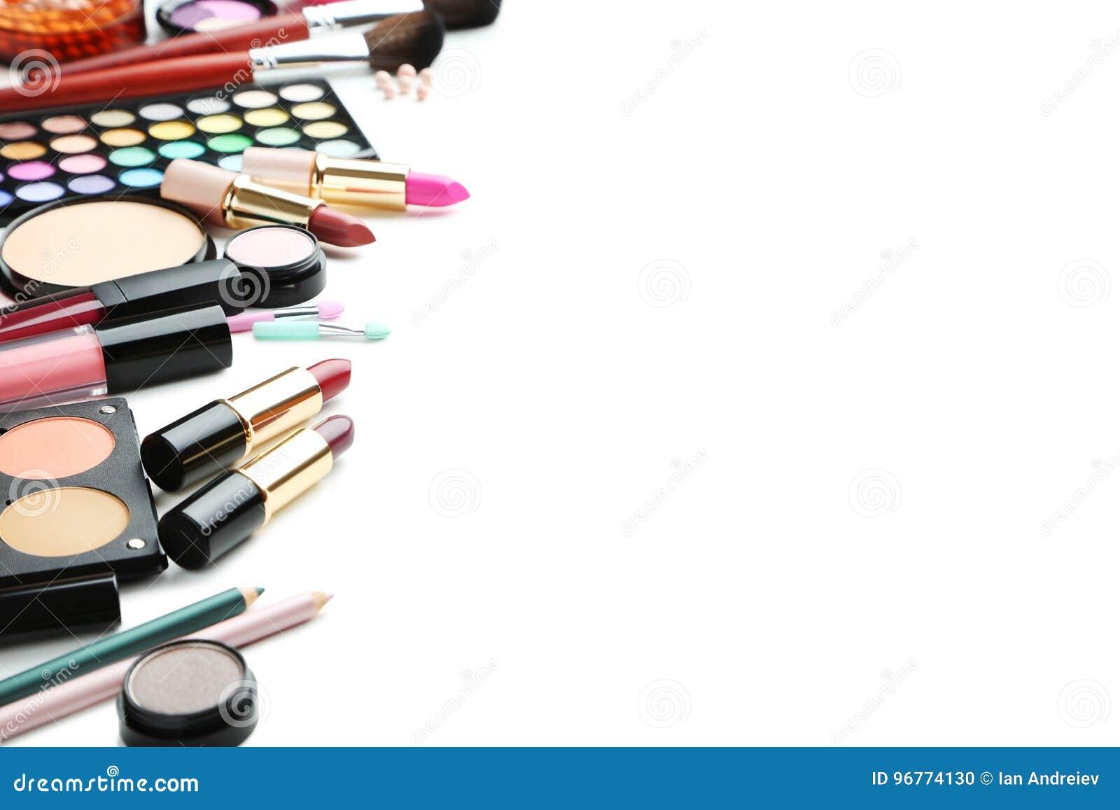 Cosméticos del maquillaje