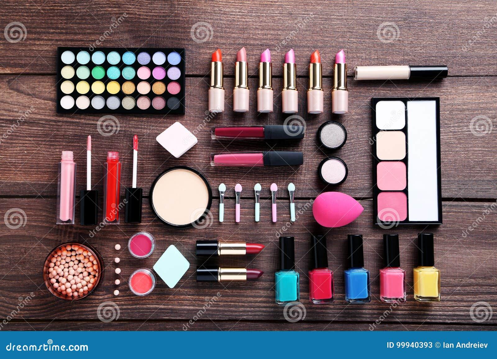 Cosmétiques de maquillage