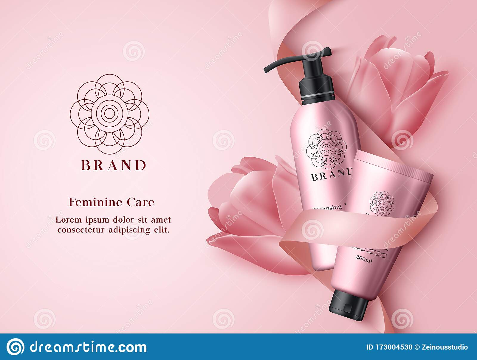 Banner Cosmetic Stock Illustrations 24 644 Banner Cosmetic Stock Illustrations Vectors Clipart Dreamstime