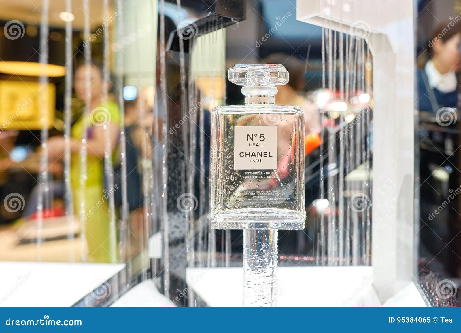 Cosmetics Editorial Image Image Of Hongkong Aroma Chanel 95384065