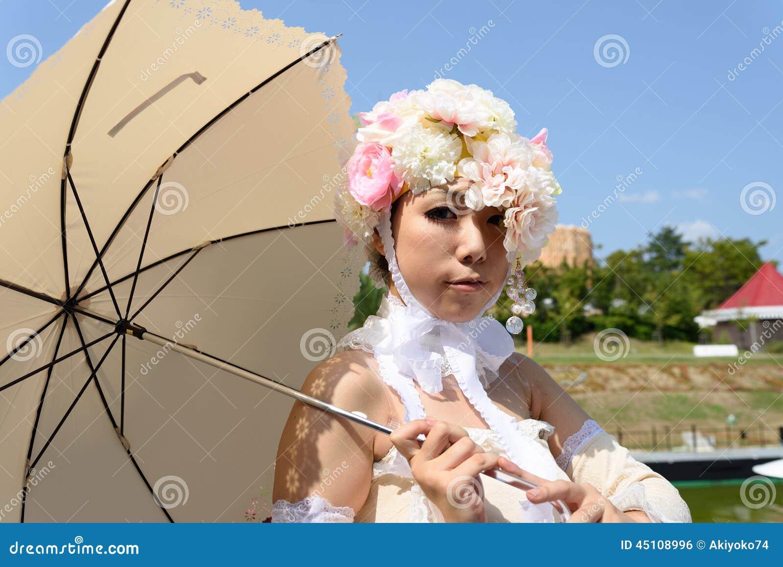 cosplay女孩日语 编辑类照片