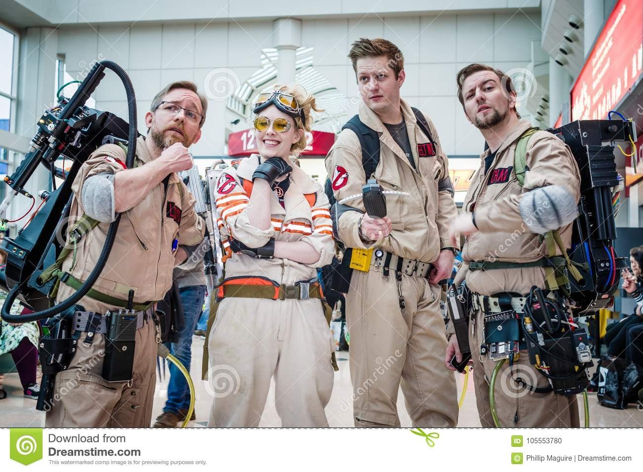Ghostbusters Charaktere
