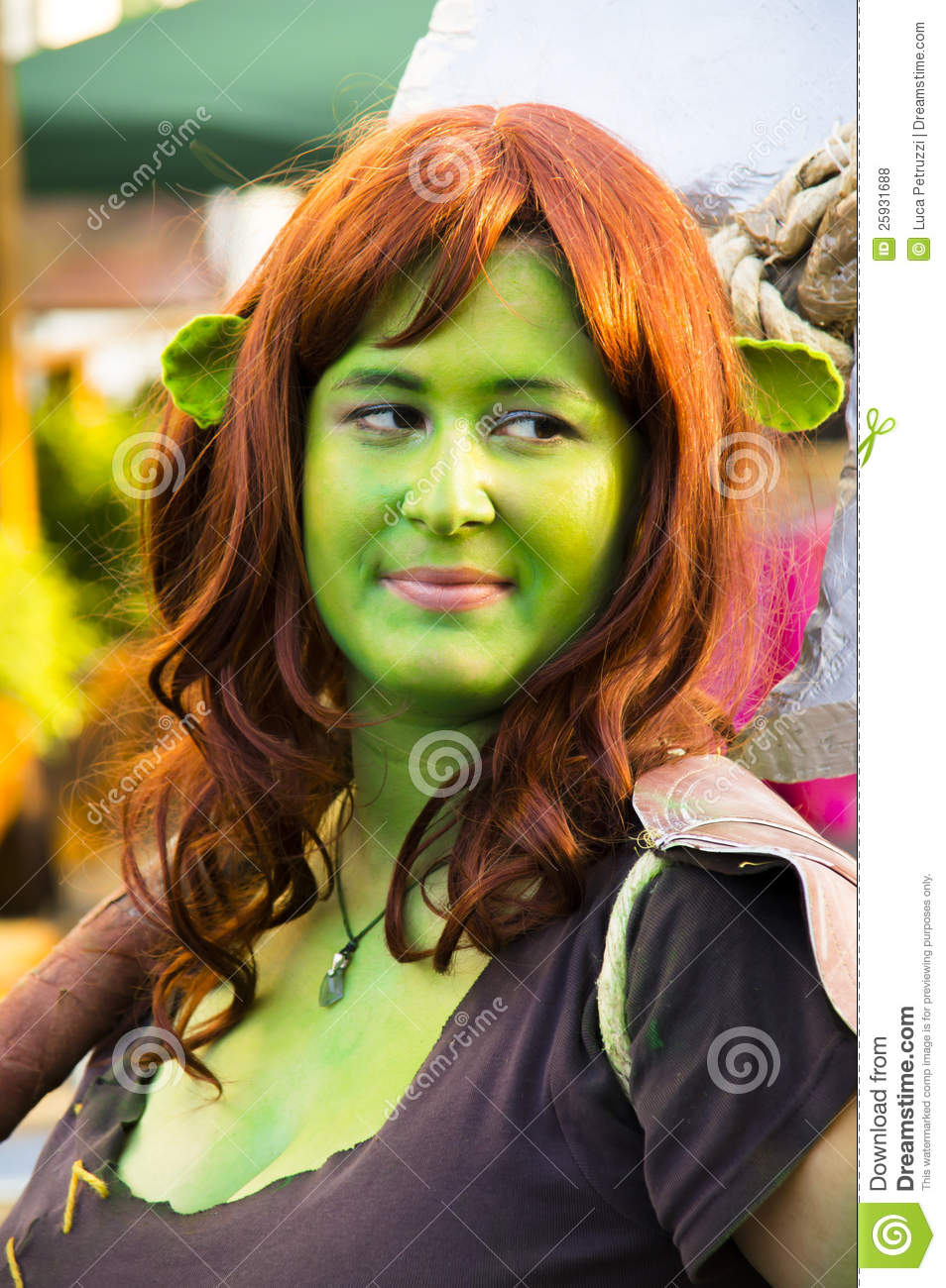 Cosplayer Editorial Stock Photo Image 25931688
