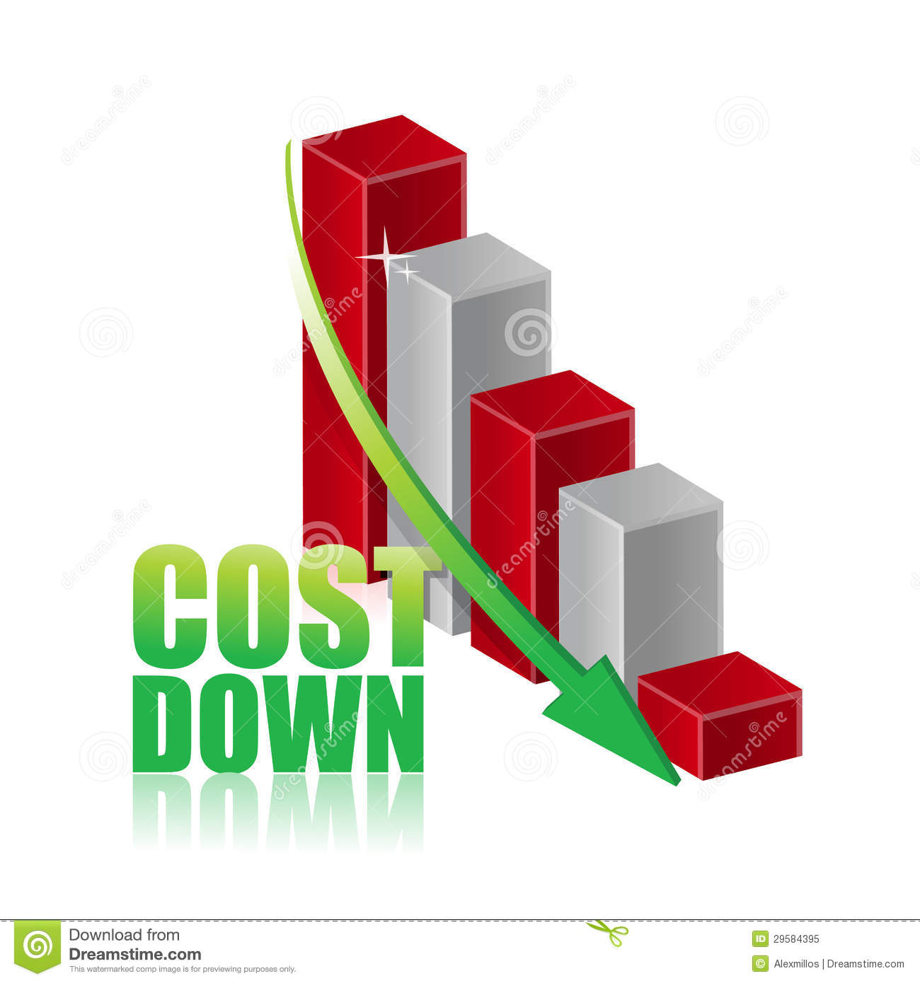 Cost Down Business Chart Graph Royalty Free Stock Photo - Image ...: https://www.dreamstime.com/royalty-free-stock-photo-cost-down...