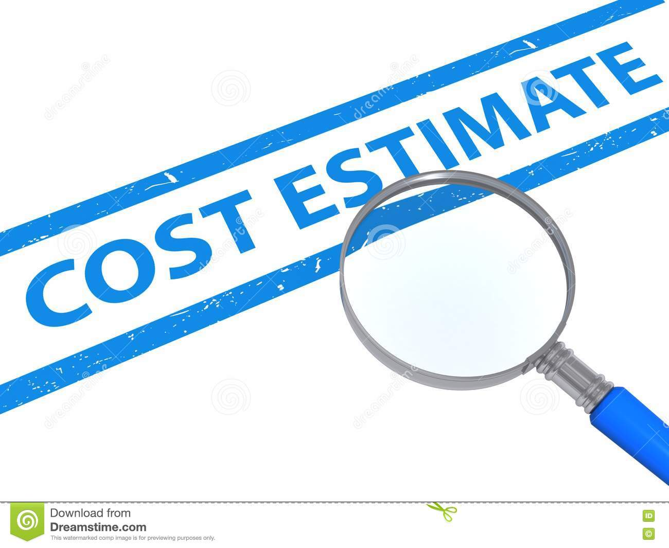 cost estimation Cost estimation is the art of assigning value we will explain the principles of cost estimating for you in 4 easy steps.