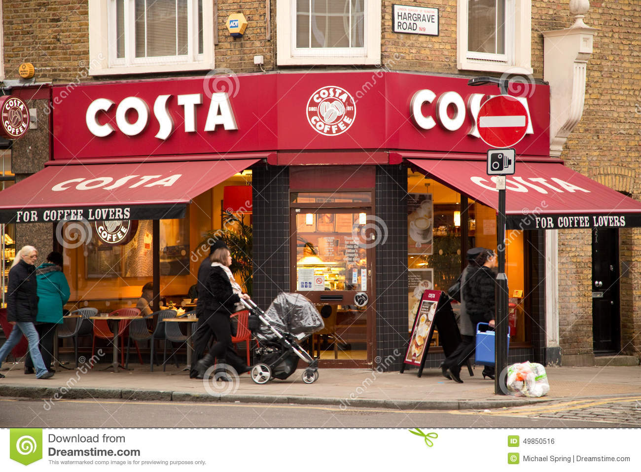Costa coffee editorial photo image 49850516 for 18 8 salon franchise