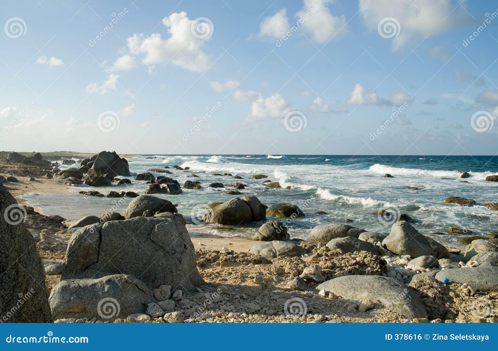 Costa costa de Aruba