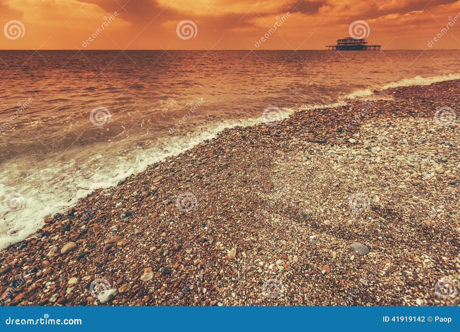 Costa costa de Brighton