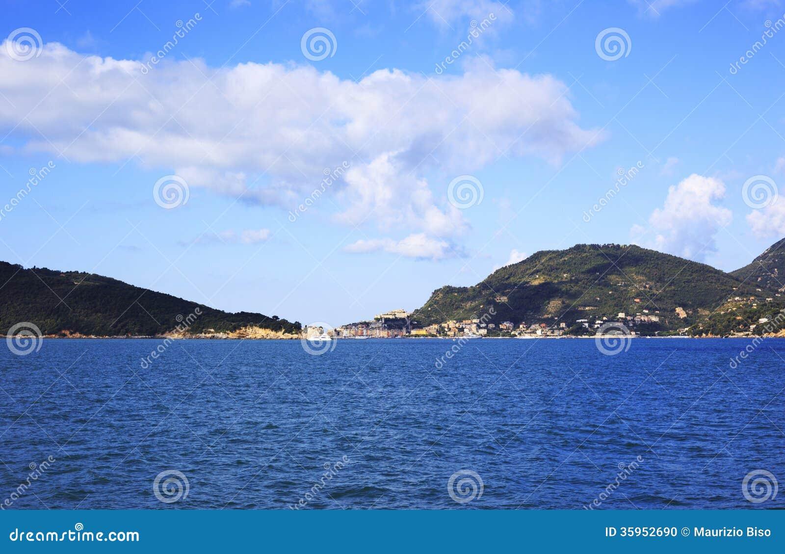 Costa costa de Spezia del La