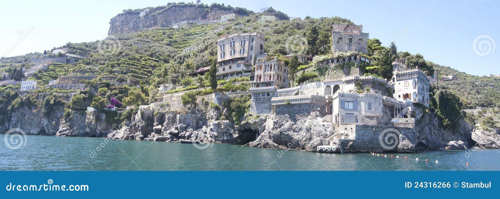 Costa de Amalfi, Italy