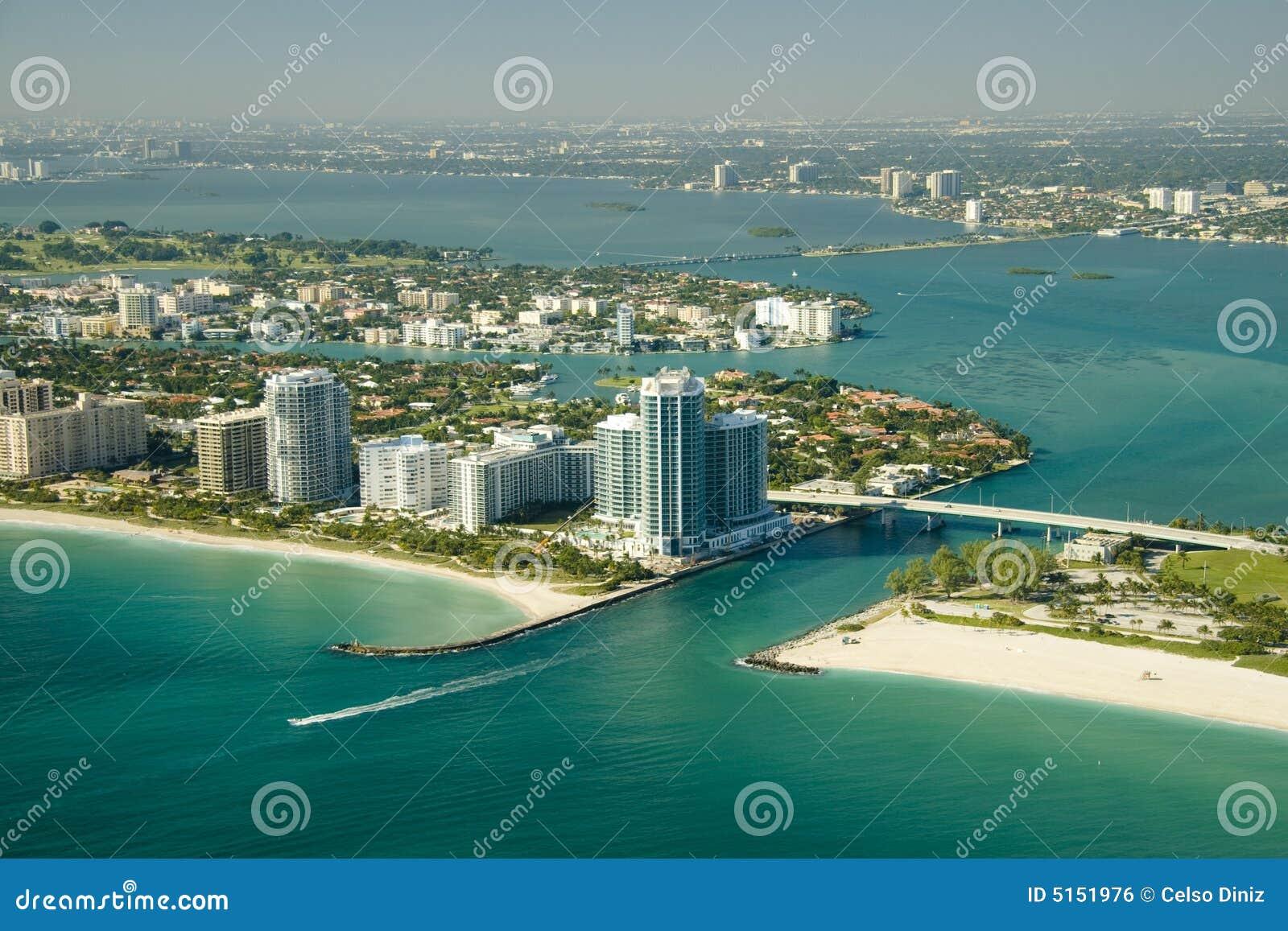 Costas de Miami