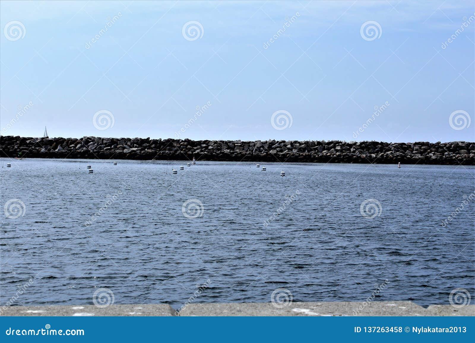 Costa de Portifino California en Redondo Beach, California, Estados Unidos
