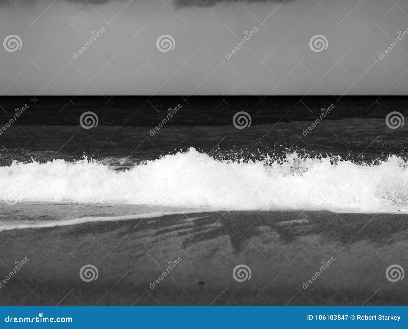 An Ocean During a Storm
