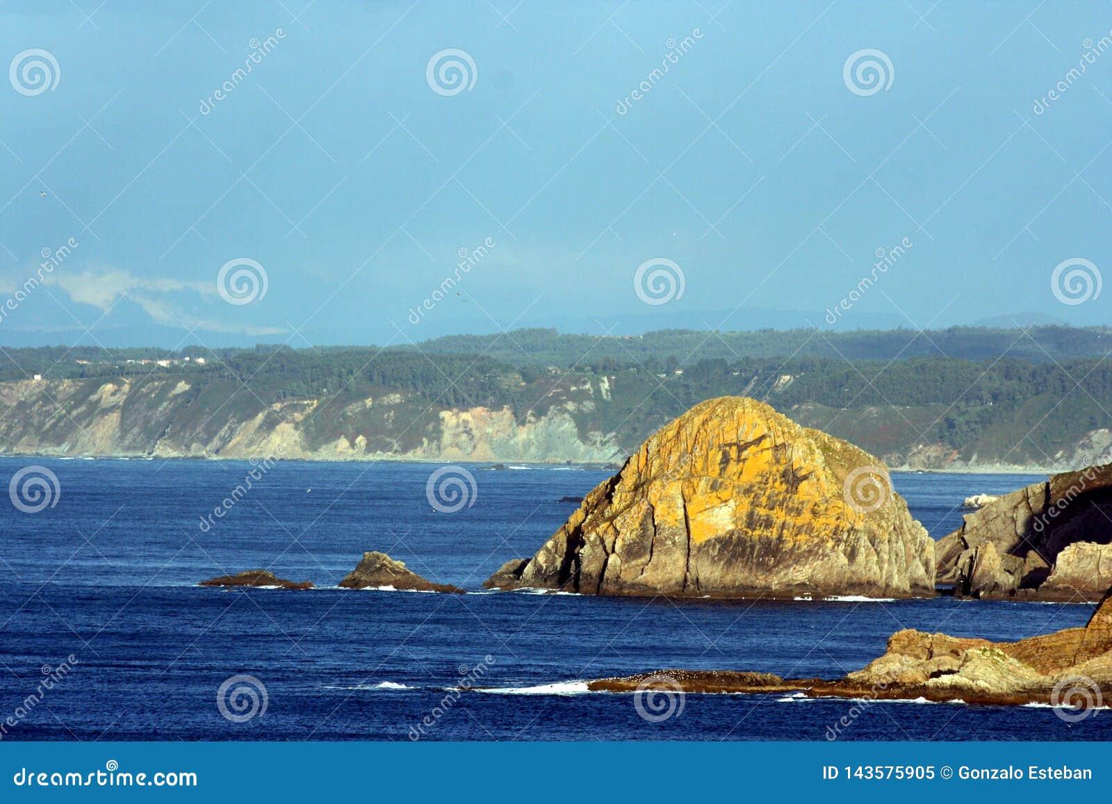 Costa delle Asturie, Spagna