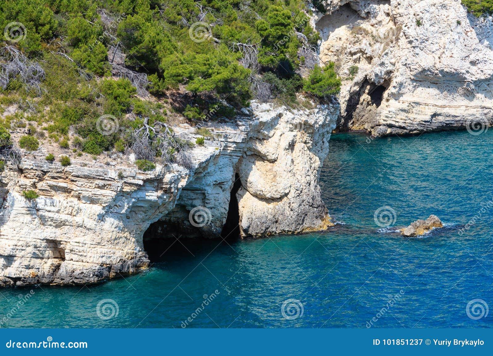 hot new products best wholesaler where can i buy Costa Di Mare Rocciosa Di Estate, Gargano, Puglia, Italia ...