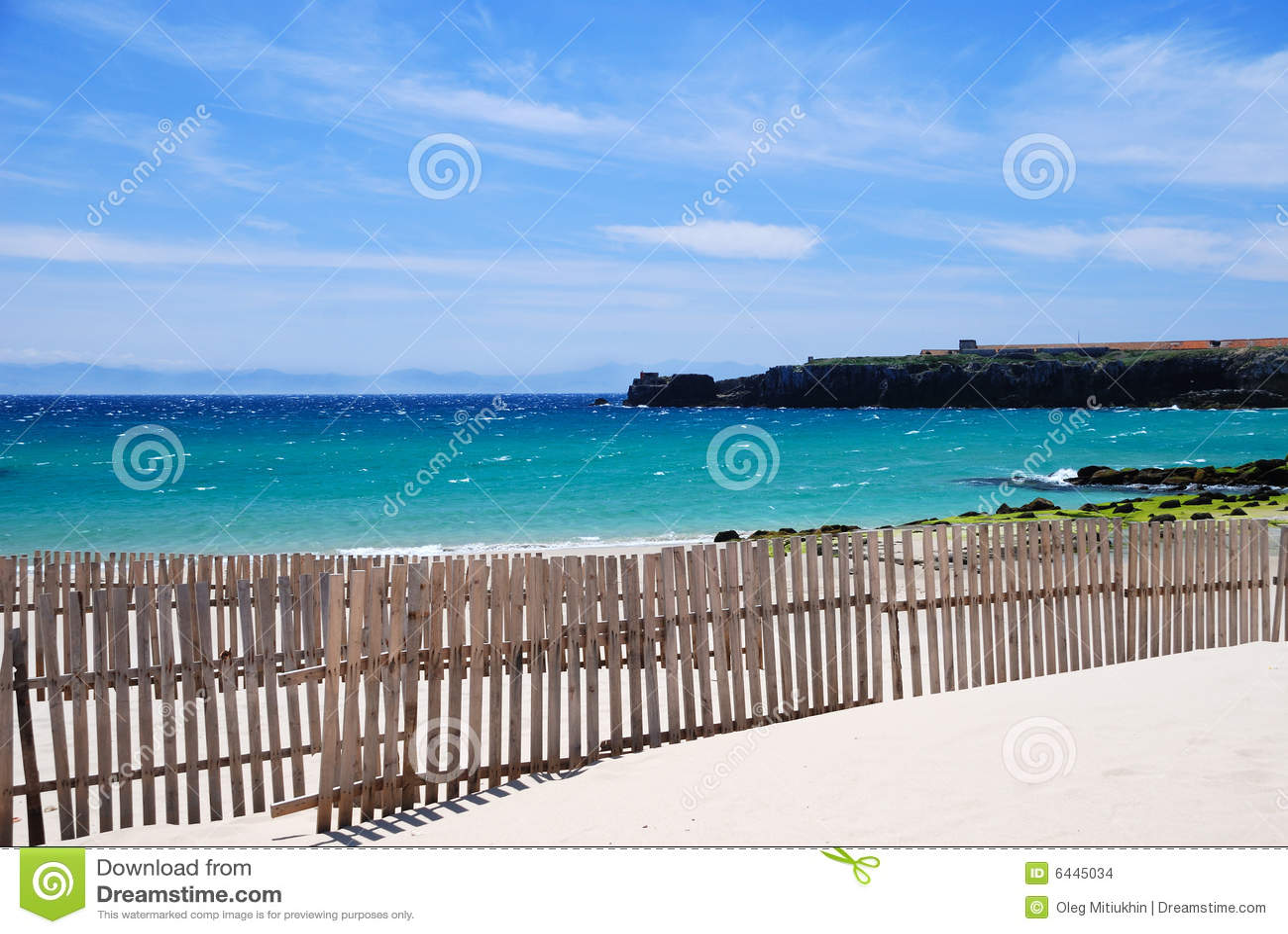 Costa Gusty de Tarifa, Spain