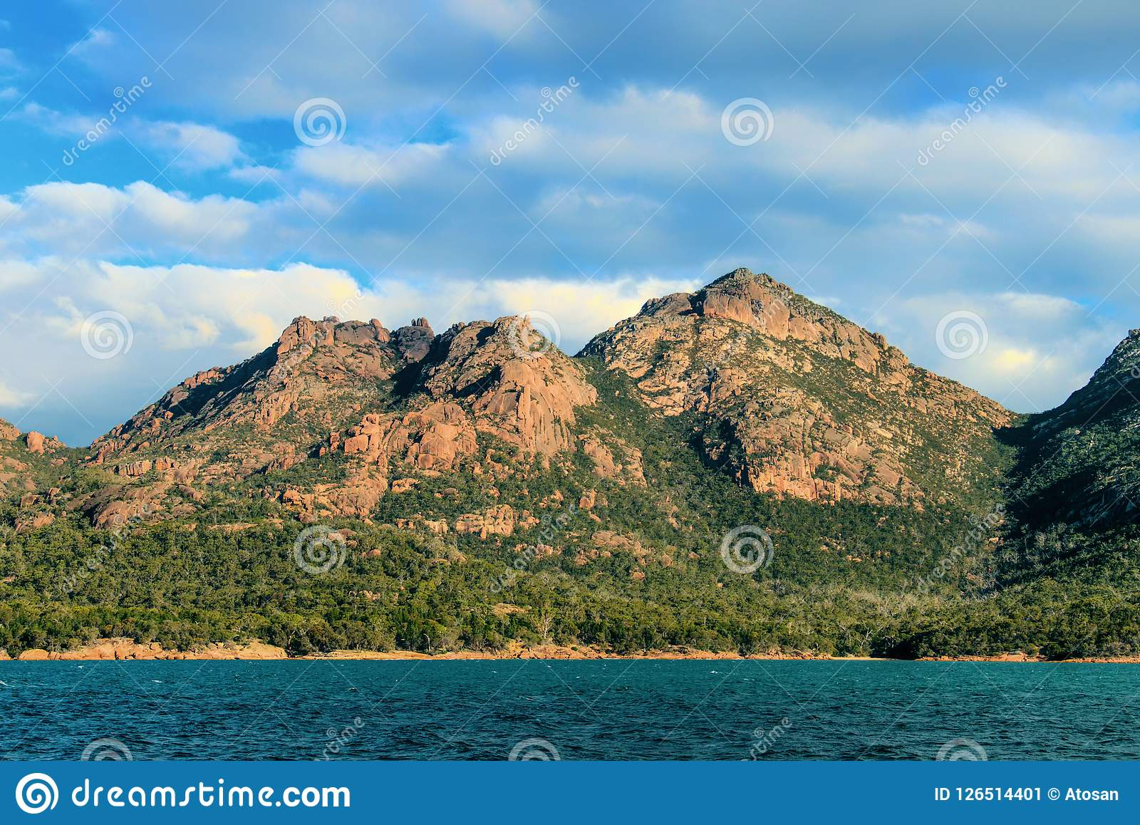 Costa leste tasmaniana