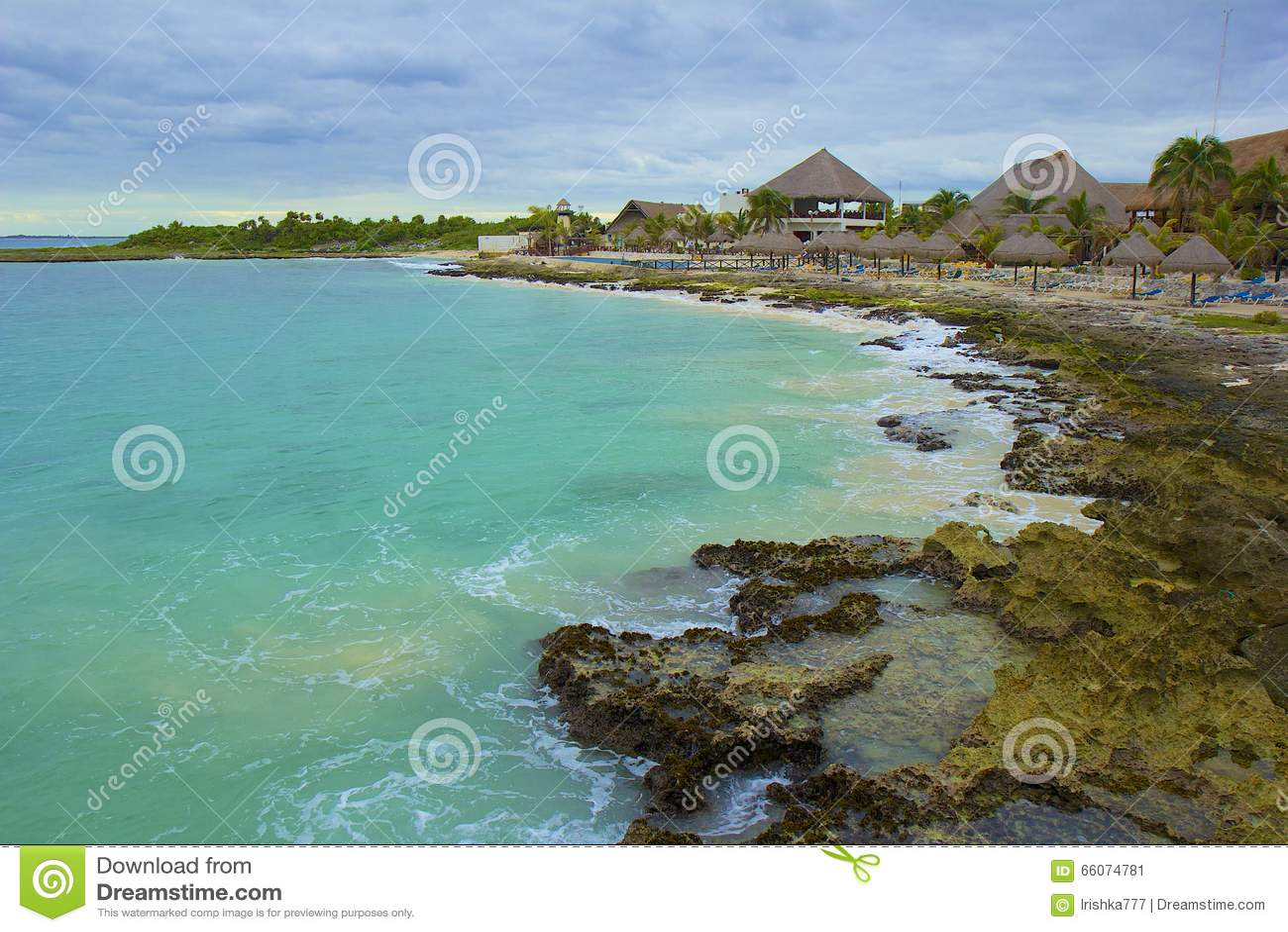 Costa Maya-kust, Caraïbisch Mexico,