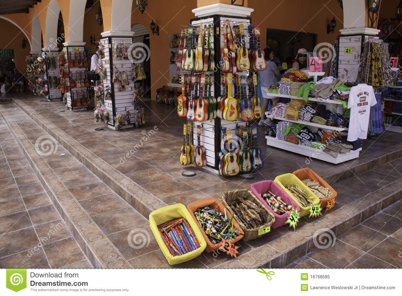 Mexican Crafts Store