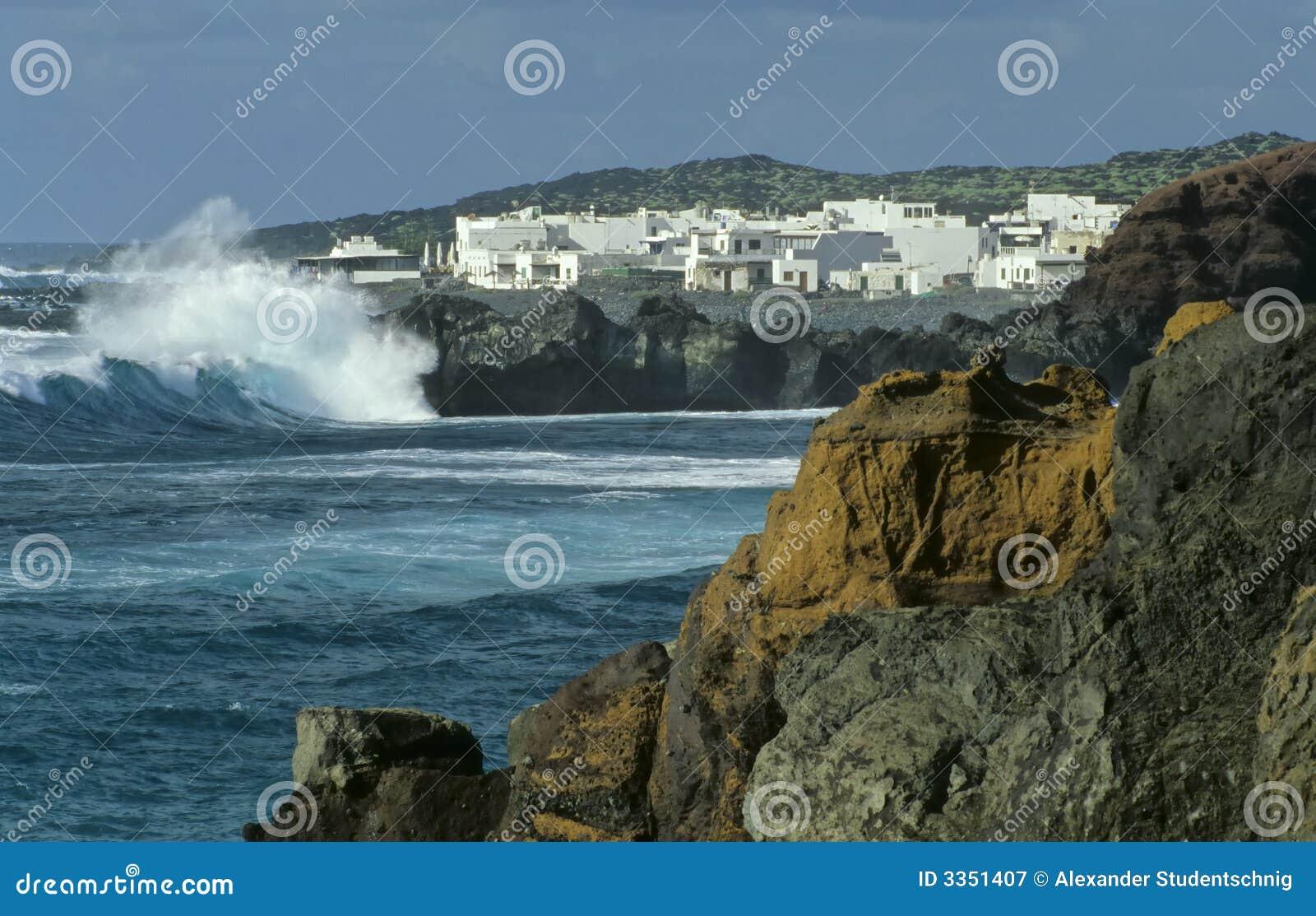 Costa no.1 de Lanzarote