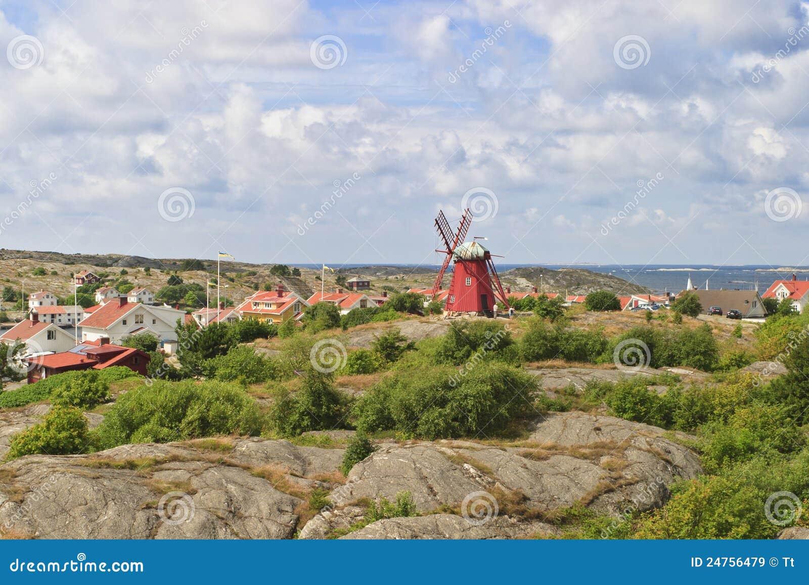 Costa ovest svedese