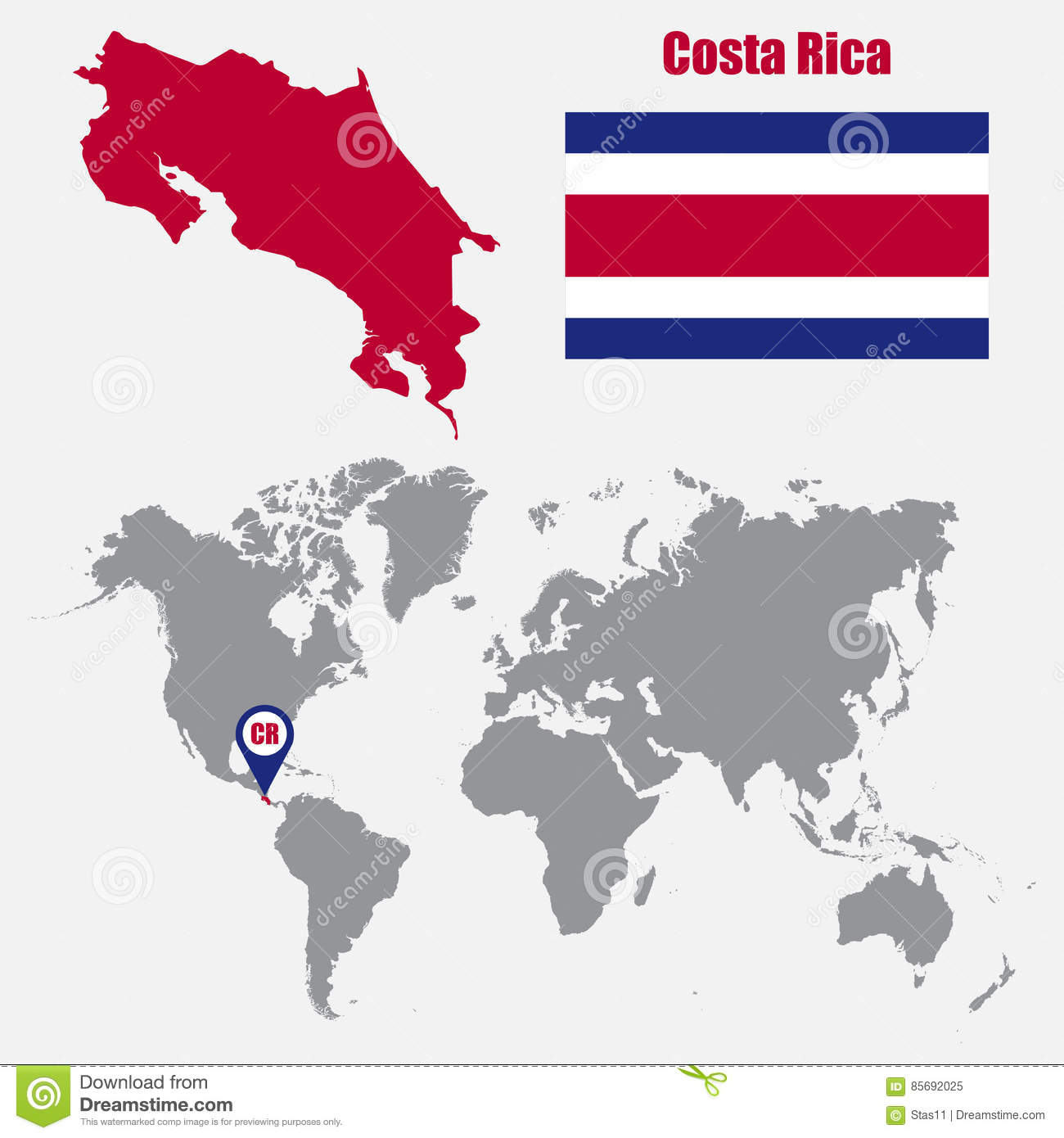 Costa Rica Map On A World Map With Flag And Map Pointer ... on world map peru, world map croatia, world map belize, world map england, world map chile, world map canada, world map guatemala, world map paraguay, world map rwanda, world map jamaica, world map honduras, world map puerto rico, world map south africa, world map guam, world time zone map, world map panama, world map new zealand, world map dubai, world map dominican republic, world map greece,