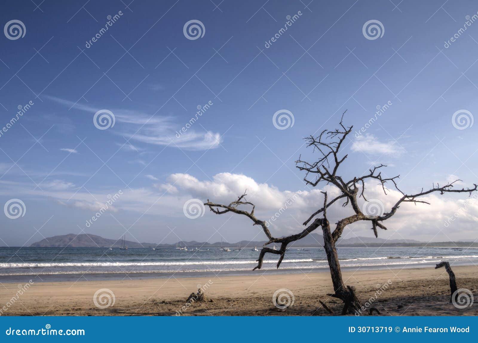 Costa Rica plaża